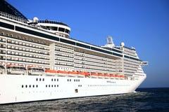 Big cruise Royalty Free Stock Photo
