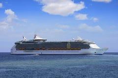 Big cruise Stock Image