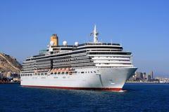 Big cruise Royalty Free Stock Image