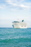Big cruise ship. Stock Images