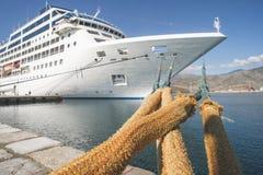 Big cruise ship Stock Photos