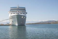 Big cruise ship Stock Photo