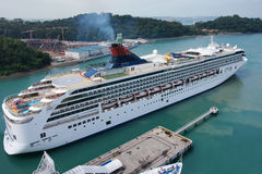 Big cruises Royalty Free Stock Photo
