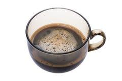 Big cup coffee Royalty Free Stock Photos
