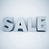 Big 3D SALE Royalty Free Stock Photos