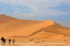 Big Daddy dune Royalty Free Stock Images