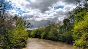 Big Darby Creek Royalty Free Stock Photo