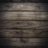 Big dark wood plank wall texture Stock Photos