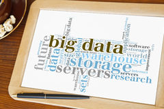 Big data Royalty Free Stock Image