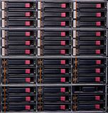 Big data center storage Stock Photos