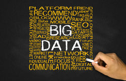big data concept Stock Photo