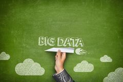 Big data concept Stock Images