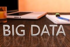 Big Data Royalty Free Stock Image