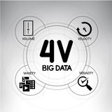 Big data Stock Photo