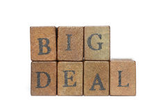 Big deal Stock Photography