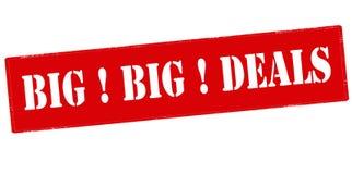 Big deals Stock Photo