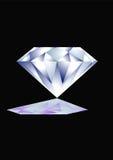 Big diamond Stock Photography