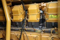 Big Diesel Engine Royalty Free Stock Image