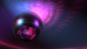 Big Disco Ball Royalty Free Stock Images