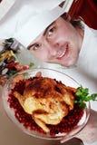 Big dish Royalty Free Stock Photo
