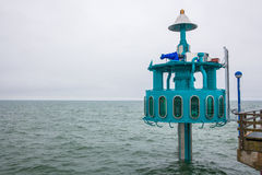 big diving bell Royalty Free Stock Photography
