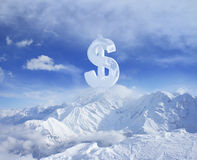 Big dollar Stock Images