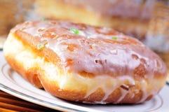 Big donut Royalty Free Stock Photography
