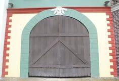 Big door Royalty Free Stock Image