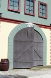 A Big door Royalty Free Stock Image
