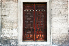 Big Door. Big ottoman empire old door Stock Photos