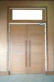 Big door Stock Photography