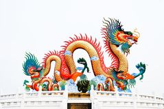 The big dragon Royalty Free Stock Photography
