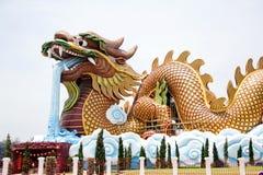 Big dragon Stock Photography