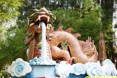 Big dragon Royalty Free Stock Photos