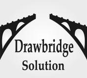 This is big drawbridge Stock Image