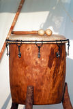 Big Drum Stock Photo