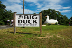 Big Duck Long Island Royalty Free Stock Photo