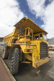 Dumper truck Royalty Free Stock Photos