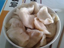 The big dumplings of Shandong Province Royalty Free Stock Photos