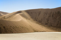 Big Dunes Royalty Free Stock Photography