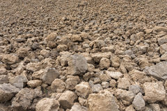 Big earthy Stones Royalty Free Stock Images