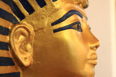 Big egyptian souvenirs Royalty Free Stock Images