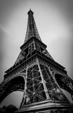 Big Eiffel Tower Stock Photography
