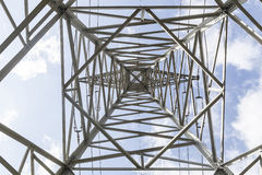 Big Electric Tower Royalty Free Stock Images
