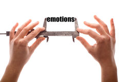 Big emotions Royalty Free Stock Photos