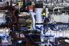 Big engine Royalty Free Stock Image