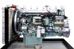 Big engine Royalty Free Stock Photos