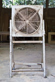 Big fan of steel. Royalty Free Stock Photography