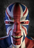 Big fan UK Royalty Free Stock Images