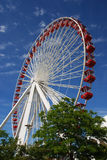 Big ferris wheel Royalty Free Stock Image